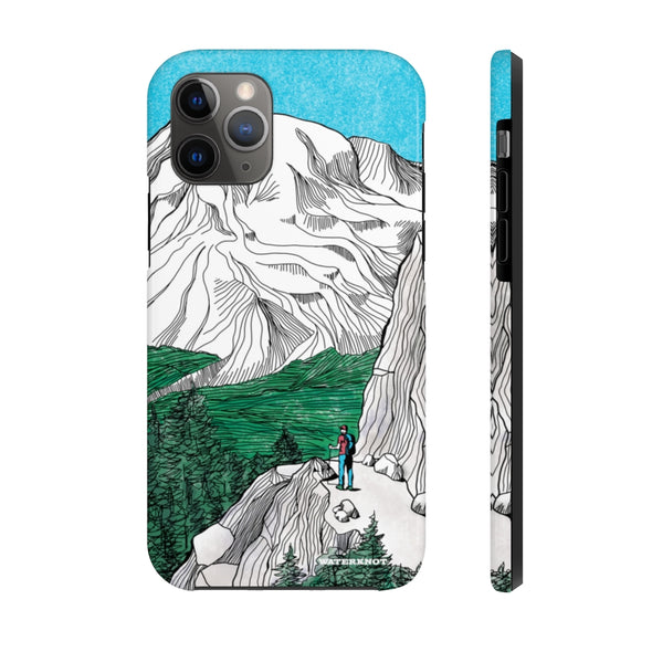 Mount Rainier iPhone Case - Tough