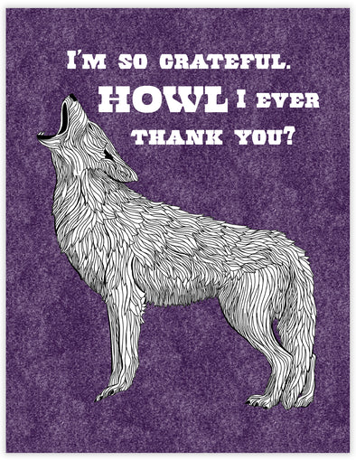 Coyote Thank You