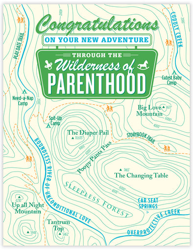 Wilderness Of Parenthood