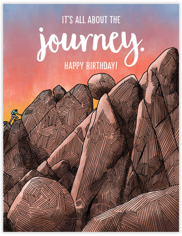 Journey Birthday