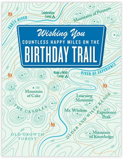Birthday Trail