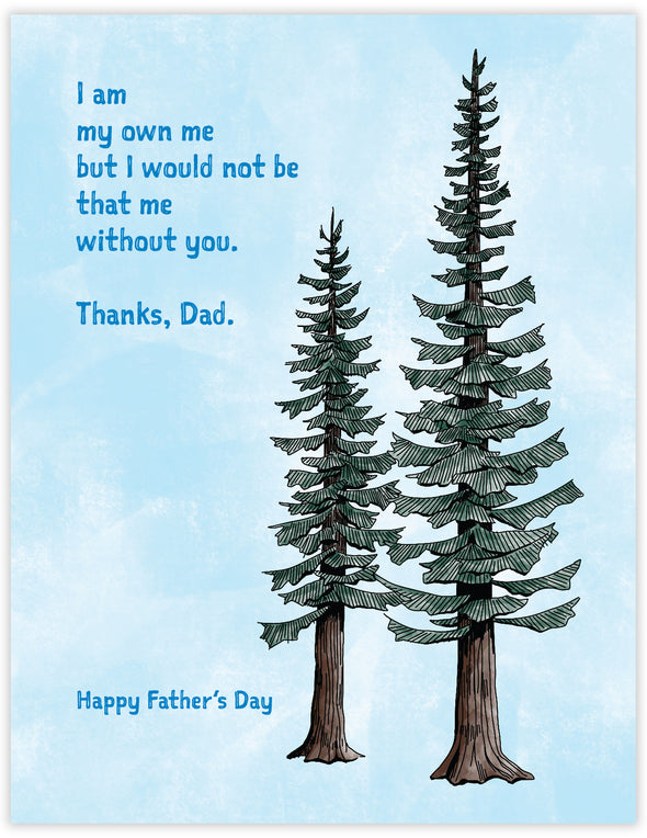 Father's Day Conifers