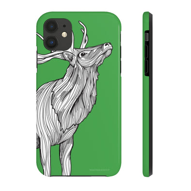 Elk iPhone Case - Tough