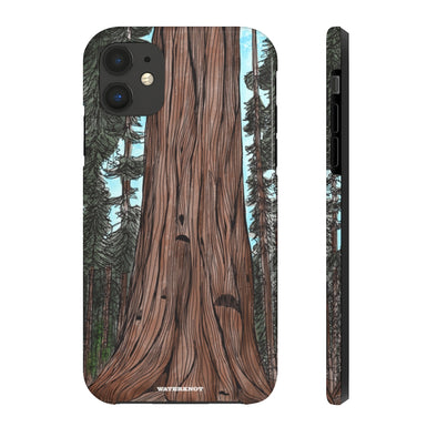 Sequoia National Park iPhone Case - Tough