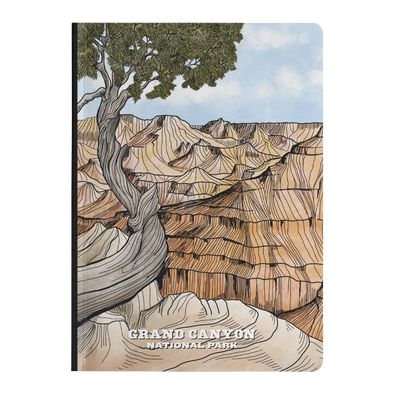 Grand Canyon Softcover Journal