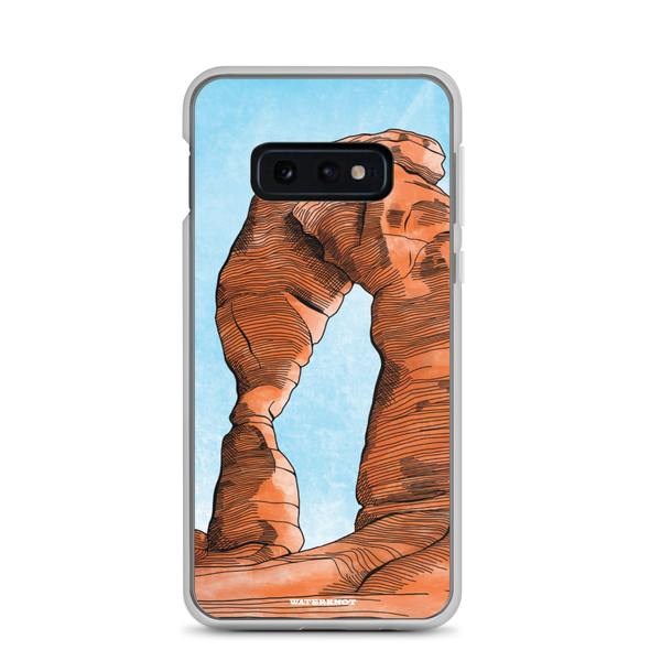 Arches National Park Samsung Galaxy Phone Case - Slim