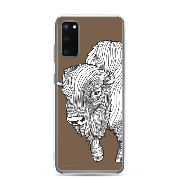 Bison Samsung Galaxy Case - Slim