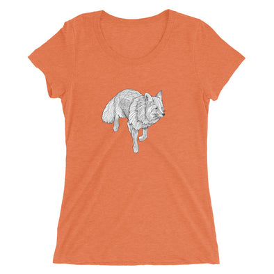 Women's Red Fox T-Shirt