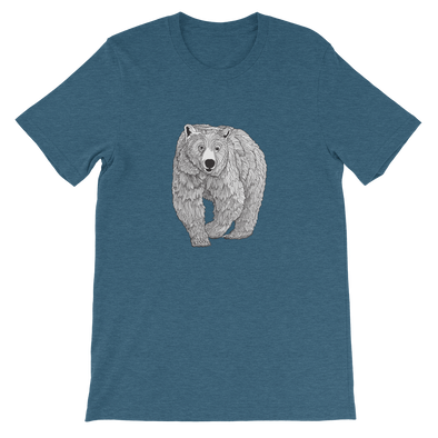 Men's Grizzly Bear T-Shirt