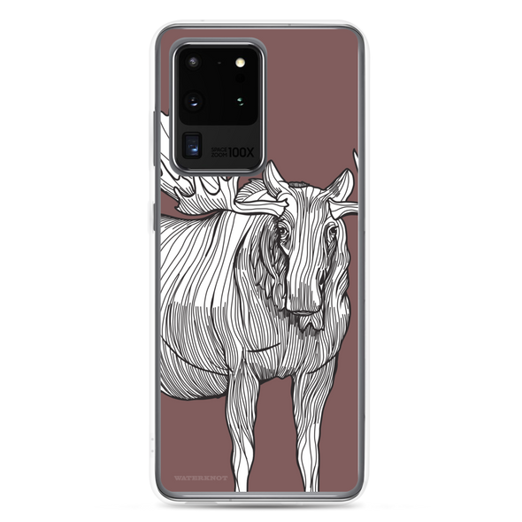 Moose Samsung Galaxy Case - Slim