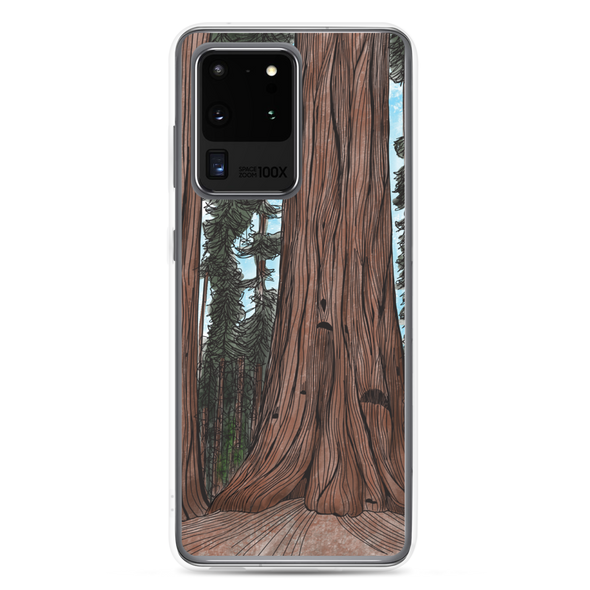 Sequoia National Park Samsung Galaxy Case - Slim