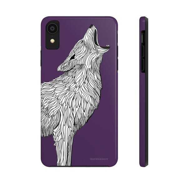 Coyote iPhone Case - Tough