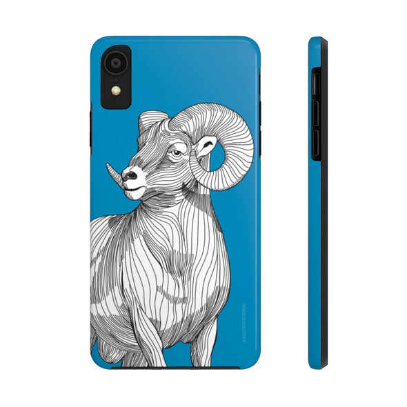 Big Horn iPhone Case - Tough