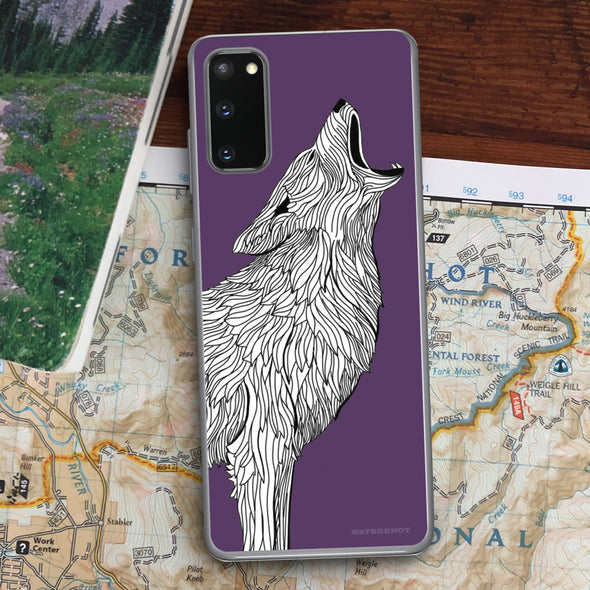 Coyote Samsung Galaxy Case - Slim