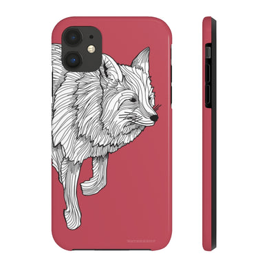 Fox iPhone Case - Tough