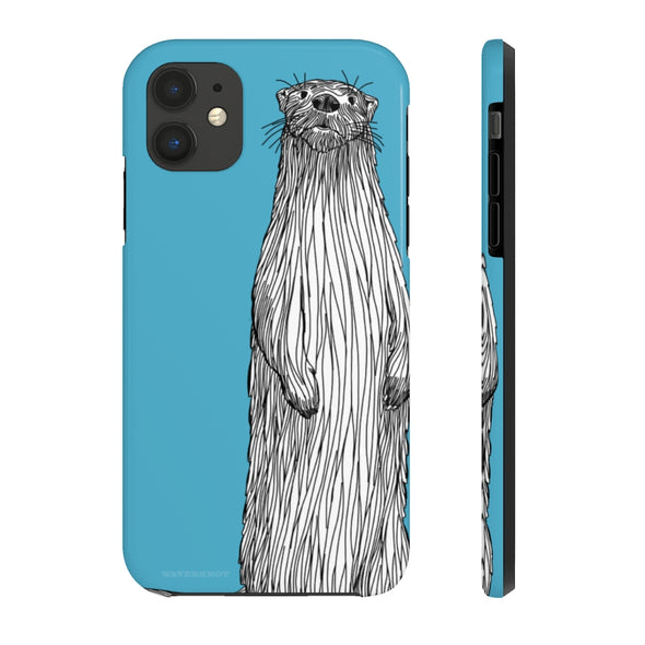Otter iPhone Case - Tough