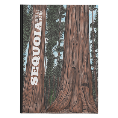 Sequoia National Park Hardback Journal