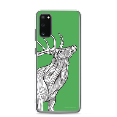Elk Samsung Galaxy Case - Slim