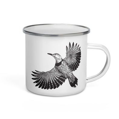 Flicker Enamel Camp Mug
