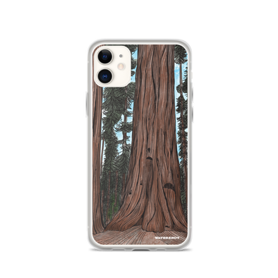 Sequoia National Park iPhone Case - Slim