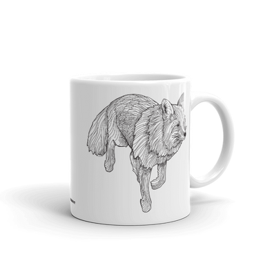 Fox Classic Coffee Mug