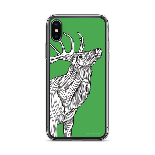 Elk iPhone Case - Slim