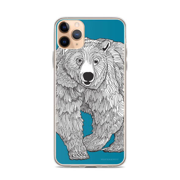 Grizzly iPhone Case - Slim