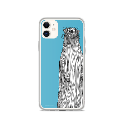 Otter iPhone Case - Slim