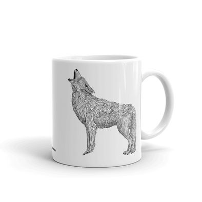 Coyote Classic Coffee Mug