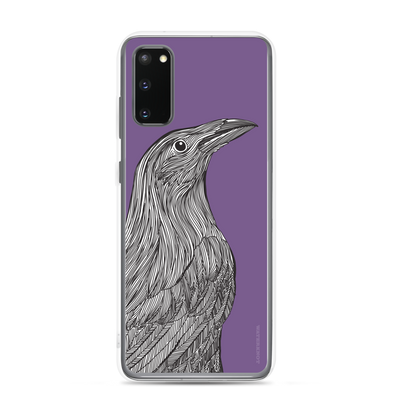 Raven Samsung Galaxy Case - Slim