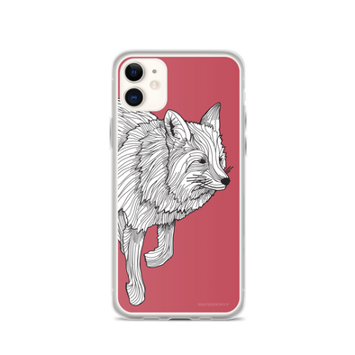 Fox iPhone Case - Slim