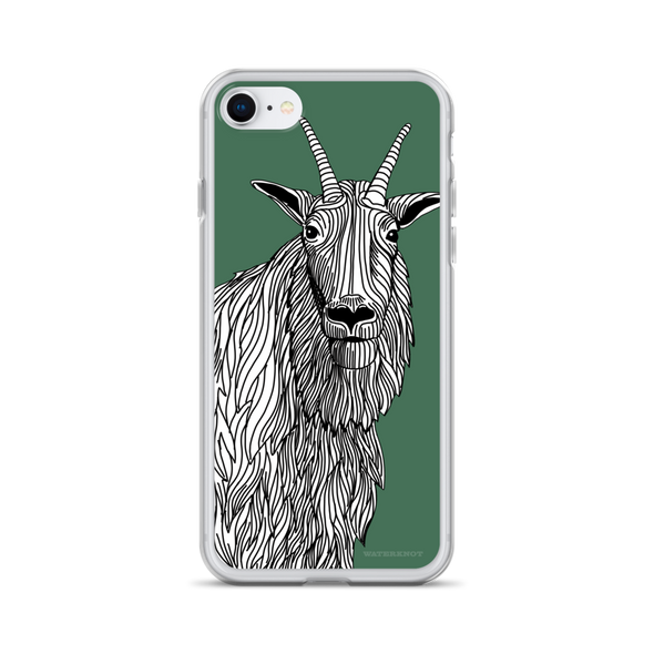 Mountain Goat iPhone Case - Slim