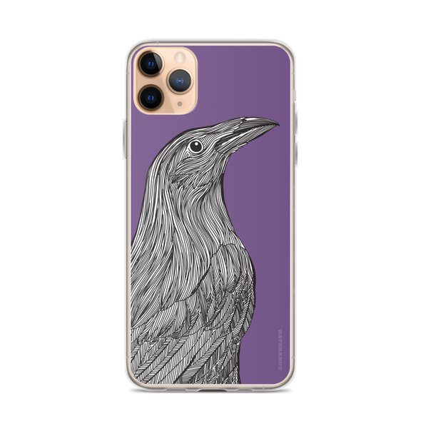 Raven iPhone Case - Slim
