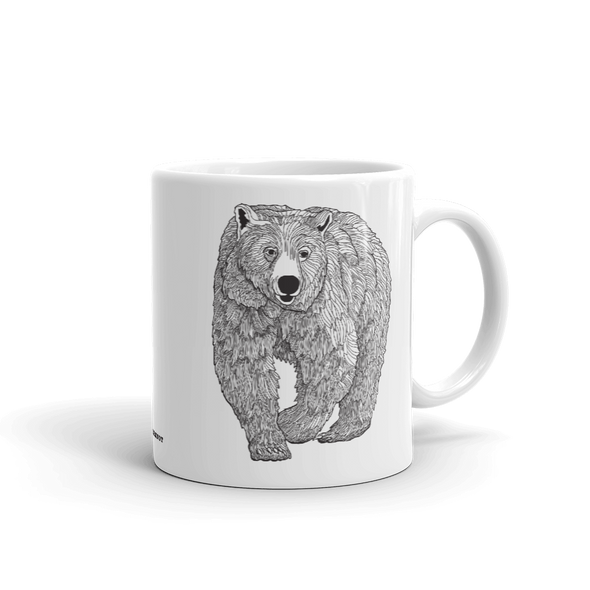 Grizzly Classic Coffee Mug