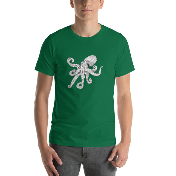 Men's Octopus T-Shirt