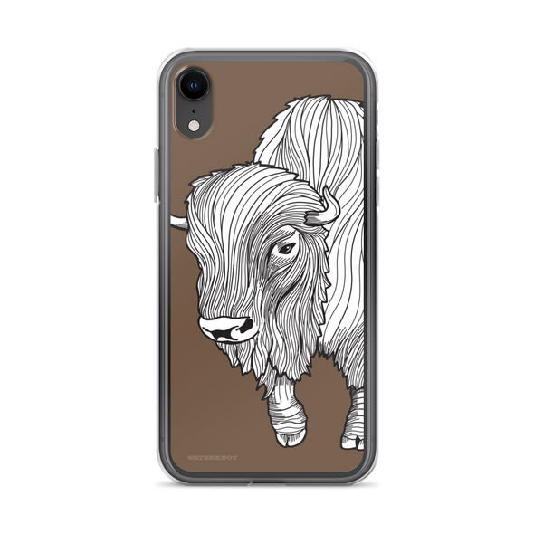 Bison iPhone Case - Slim
