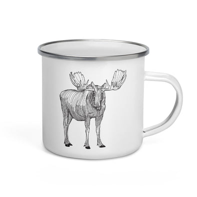 Moose Enamel Camp Mug
