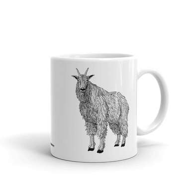 Mountain Goat Classic Coffee Mug
