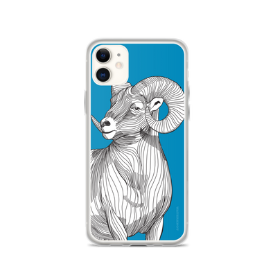 Big Horn iPhone Case - Slim