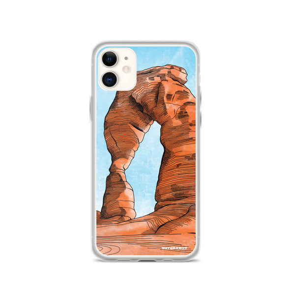 Arches National Park iPhone Case - Slim