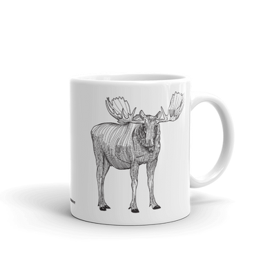 Moose Classic Coffee Mug