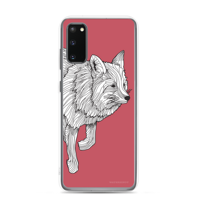 Fox Samsung Galaxy Case - Slim