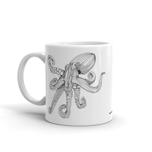 Octopus Classic Coffee Mug