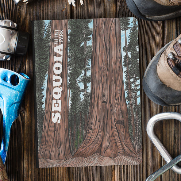 Sequoia National Park Softcover Journal