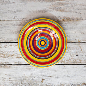 Decorative wall plate - small (20cm) - Millerighe