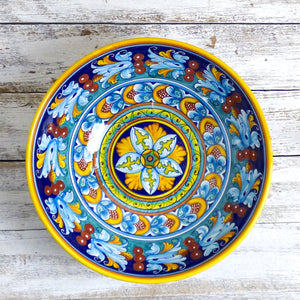 Large serving bowl (30cm) - Giglio