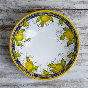 Large serving bowl (30cm) - Lemon