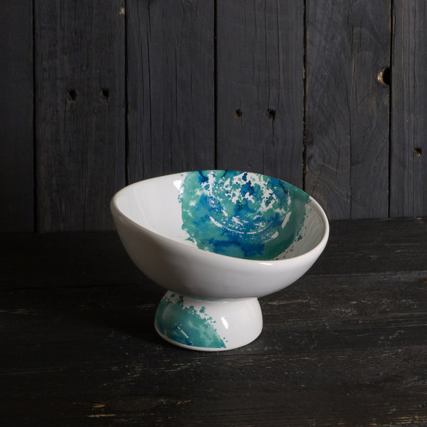 'Hands' bowl - small (9cm x 17cm) - Acquerello