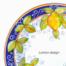 Load image into Gallery viewer, 12 piece dinner set (4 dinner plates, 4 bread plates & 4 soup bowls) - Lemon