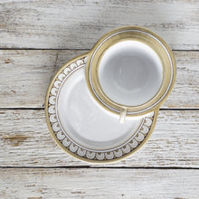 Load image into Gallery viewer, Tea Cup & Saucer/Cookie Plate - City